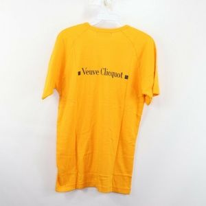 Vintage Veuve Clicquot Champagne Spell Out Shirt